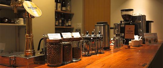 CAFE & BAR